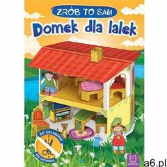 Domek dla lalek Zrób to sam- bezpłatny odbiór zamówień w Krakowie (płatność gotówką lub kartą). - ogłoszenia A6.pl