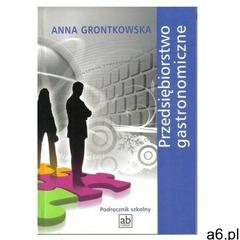 Przedsiębiorstwo gastronomiczne FORMAT-AB Anna Grontkowska (9788389184399) - ogłoszenia A6.pl