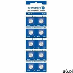 10x bateria alkaliczna mini everActive G10 LR1130 LR54, EV61 - ogłoszenia A6.pl
