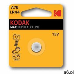 KODAK BATERIE ALKALICZNE A76 LR44 BLISTER 1 SZT. - 30986336/B- Zamów do 16:00, wysyłka kurierem tego - ogłoszenia A6.pl