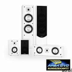 Auna System audio 5.0 do kina domowego linie-300-wh 265w rms - ogłoszenia A6.pl