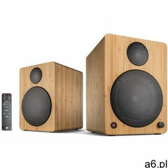 WEBHIDDENBRAND zestaw głośników Cube Neo Bamboo - ogłoszenia A6.pl