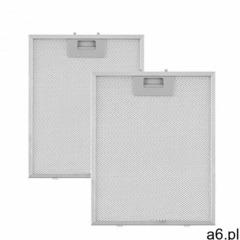 Klarstein aluminiowy filtr przeciwtłuszczowy 23,8 x 31,8 cm filtr zapasowy osprzęt - ogłoszenia A6.pl