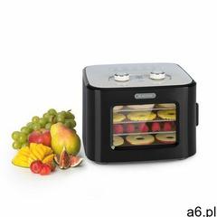 Klarstein Tutti Frutti, automat do suszenia, 400 W, 35–80°C, 8 l (4060656446412) - ogłoszenia A6.pl