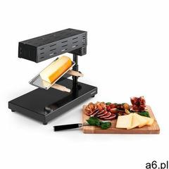 Klarstein appenzell 2g tradycyjny zestaw grill raclette 600 w stojący czarny (4260457485522) - ogłoszenia A6.pl