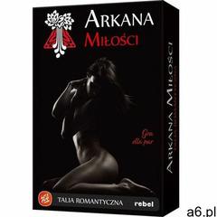 Gra arkana miłości talia romantyczna marki Rebel - ogłoszenia A6.pl