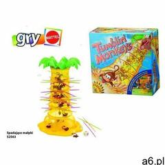 Mattel Gra spadające małpki - ogłoszenia A6.pl