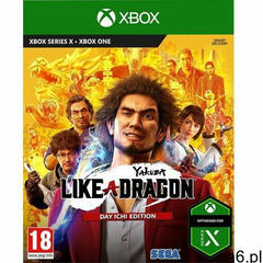 Yakuza Like a Dragon (Xbox One) - ogłoszenia A6.pl