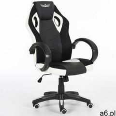 Fotel gamingowy NORDHOLD - ULLR- biały - ogłoszenia A6.pl
