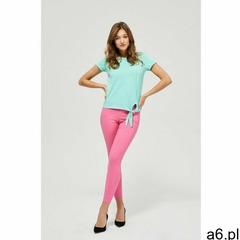 Spodnie damskie różowe- rurki 8L40AR - ogłoszenia A6.pl