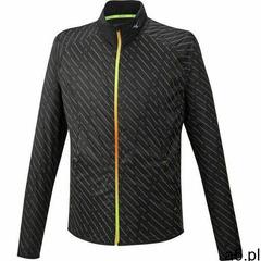 Mizuno Reflect Kurtka przeciwwiatrowa Mężczyźni, black XL 2020 Zimowe kurtki i kamizelki do biegania - ogłoszenia A6.pl