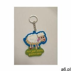 Brelok gumowy - owca - pan jest moim pasterzem marki Szaron - ogłoszenia A6.pl