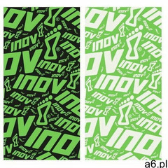 Wielofunkcyjne chusty wrag. czarno-zielona i zielono-biała. marki Inov-8 - ogłoszenia A6.pl