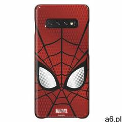 Etui SAMSUNG Spider Man do Galaxy S10+ Ciemnoczerwony GP-G975HIFGHWD - ogłoszenia A6.pl