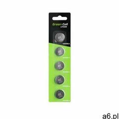 Baterie DL CR2032 GREEN CELL Lithium (5 szt.) - ogłoszenia A6.pl