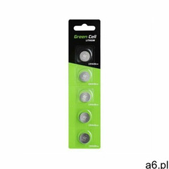 Baterie DL CR1620 GREEN CELL Lithium (5 szt.), XCR03 - ogłoszenia A6.pl