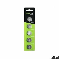 Baterie DL CR2025 GREEN CELL Lithium (5 szt.), XCR04 - ogłoszenia A6.pl