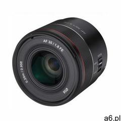 Obiektyw SAMYANG AF 35mm f/1.8 Sony FE, F1214906101 - ogłoszenia A6.pl