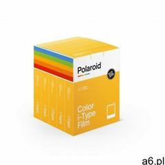 Polaroid color film do i-type pięciopak 5x8 - ogłoszenia A6.pl
