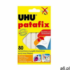 Masa klejąca patafix 80 szt. uhu marki Uhu - ogłoszenia A6.pl