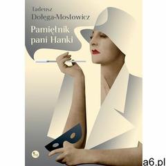 Pamiętnik pani Hanki - Tadeusz Dołęga-Mostowicz, Mg - ogłoszenia A6.pl