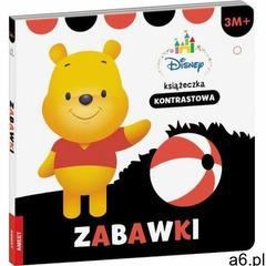 Disney Maluch 3M+Zabawki - Praca zbiorowa, oprawa twarda - ogłoszenia A6.pl
