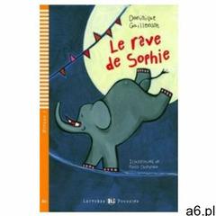 Lectures ELI Poussins - Le rêve de Sophie + CD Audio (9788853605191) - ogłoszenia A6.pl