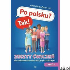 Po polsku? Tak! Zeszyt ćwiczeń cz.1 dla cudzoziemców do nauki języka polskiego - Lica Aneta, Lica Ze - ogłoszenia A6.pl