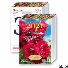 Kalendarz 2021 kl14 kalendarz tradycyjny z różą zdzierak (5907222437339) - ogłoszenia A6.pl