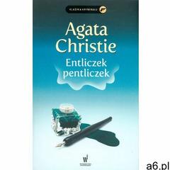 Entliczek pentliczek - Agata Christie (9788327150981) - ogłoszenia A6.pl