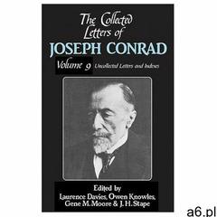The Collected Letters of Joseph Conrad 9 Volume Hardback Set - ogłoszenia A6.pl