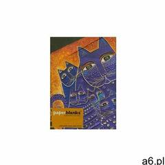 Notatnik Midi Mediterranean Cats Wrap w linie (2004) - ogłoszenia A6.pl