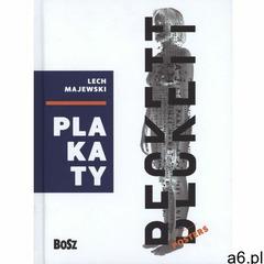 MAJEWSKI. PLAKATY (9788375763706) - ogłoszenia A6.pl
