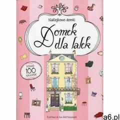 Naklejkowe domki Domek dla lalek - książka (9788327445636) - ogłoszenia A6.pl