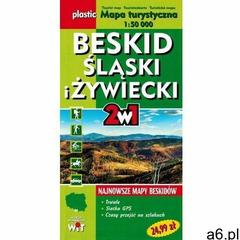 Beskid śląski i żywiecki 1:50 000 (9788365346254) - ogłoszenia A6.pl