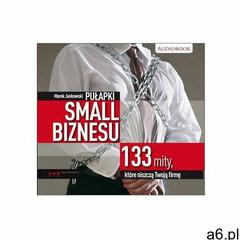 Pułapki small biznesu 133 mity, które niszczą Twoją firmę - Marek Jankowski - ogłoszenia A6.pl