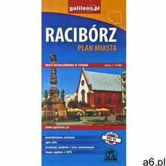 Plan - Racibórz/Powiat Raciborski dla aktywnych - praca zbiorowa - książka - ogłoszenia A6.pl