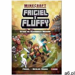 Frigiel i Fluffy T.4 Bitwa na równinach Meraim Frigiel, Nicolas Digard - ogłoszenia A6.pl
