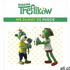 Rodzina Treflików. Nie dajemy się nudzie! Rafał Stobiecki - ogłoszenia A6.pl