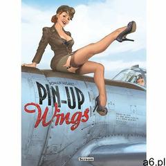 Pin-Up Wings - Artbook - Hugault Romain - książka (9788366291119) - ogłoszenia A6.pl
