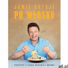 Jamie gotuje po włosku - Jamie Oliver - książka - ogłoszenia A6.pl