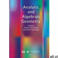 Analytic and algebraic geometry 1 - No author - ebook - ogłoszenia A6.pl