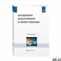 Zarządzanie pracownikami w dobie internetu - jacek woźniak (pdf) (9788382230086) - ogłoszenia A6.pl