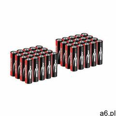 zestaw baterie przemysłowe - alkaliczne - 1,5v - aa - lr06 - 40 szt. 1502-0002-set1 - 3 lata gwaranc - ogłoszenia A6.pl