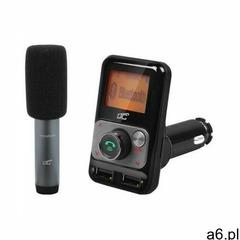 Transmiter FM LTC TR225 Czarny, TR225 - ogłoszenia A6.pl