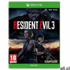 Resident Evil 3 (Xbox One) - ogłoszenia A6.pl