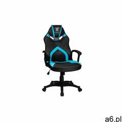 fotel gamingowy niebiesko-czarny Mito - ogłoszenia A6.pl
