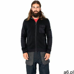 compound techno jacket men, jet black l 2020 kurtki codzienne marki Super.natural - ogłoszenia A6.pl