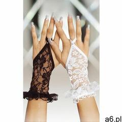Gloves 7707 - white rękawiczki - ogłoszenia A6.pl