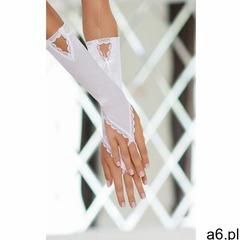 Gloves 7710 - white rękawiczki - ogłoszenia A6.pl